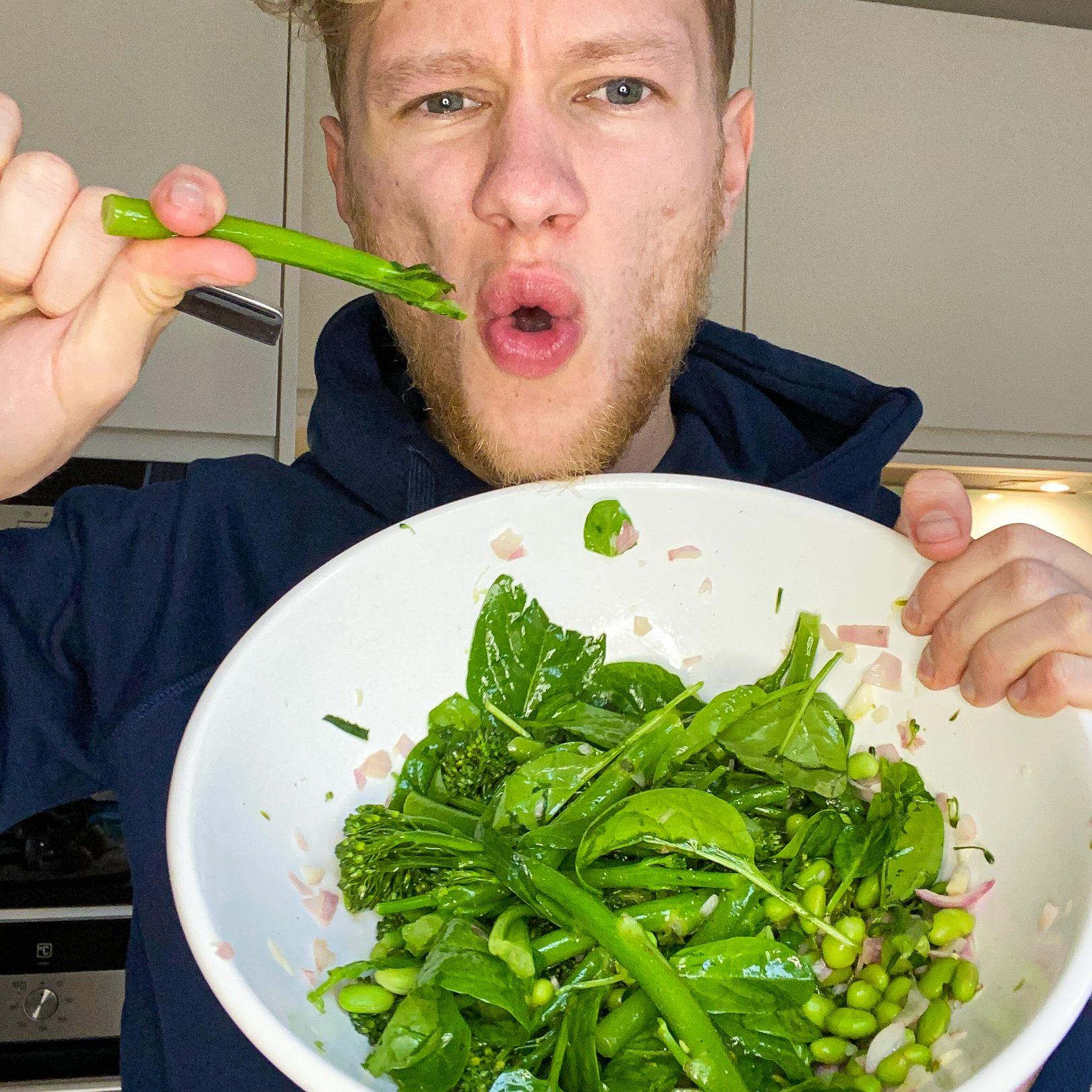 blitzy's broccoli salad