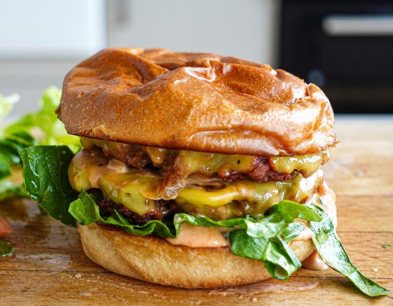Vegan In-N-Out Burger